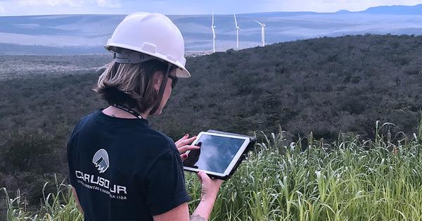 Tecnologias para avaliar os impactos ambientais